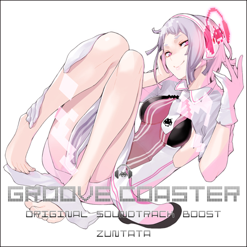 GROOVE COASTER ORIGINAL SOUNDTRACK BOOST